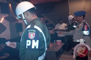 Razia Anggota Antisipasi Kenakalan Oknum TNI