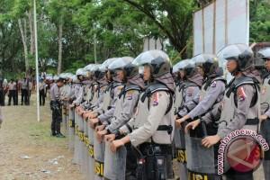 Polda Kalsel Tingkatkan Kegiatan Patroli Antisipasi Bom