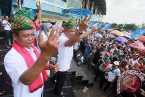 Masyarakat Kalsel Dinilai Dewasa Berdemokrasi