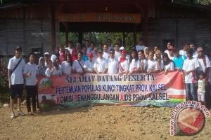 Dinkes Kumpulkan Komunitas Rentan Aids