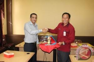 TanbuTerima Kunjungan DPRD Banjar