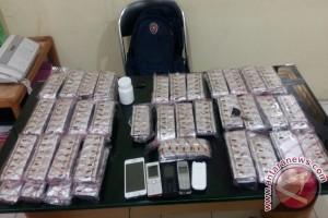 Polres Tala Tangkap Pemilik 83.000 Butir Carnophen