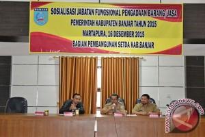 LPSE  Kotabaru Gelar Sosialisasi Percepat Pembangunan