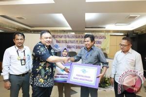 Pelindo III Salurkan Dana Rp1,5 M Di Akhir Tahun