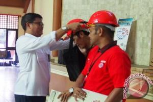 Indocement Targetkan 10.000 Pekerja Konstruksi Bersertifikat