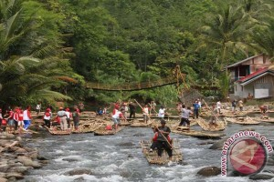 Puluhan Ribu Orang Kunjungi Loksado Kalsel