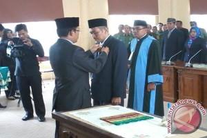 DPRD Balangan Melaksanakan Paripurna PAW