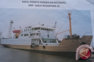 Stranded Pelni's Pioneer ship Successfully Withdrawn