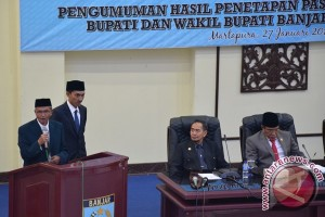Menuju Kabupaten Banjar Sejahtera