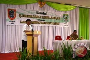 Gubernur Kalsel Kunjungi Balangan
