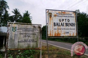Balangan Builds Plant Protection and Health Clinic