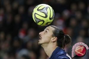 Ibrahimovic Lapar Untuk Lebih Banyak Gol Di United