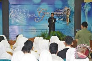 Disbudparpora Selenggarakan Gita Bahana Nusantara