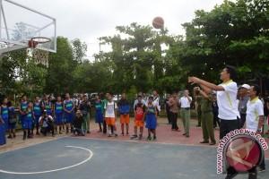 Banjar Gelar Kejuaran Basket Pelajar