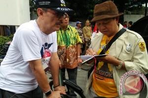 Letjen (Purn) Suyono :Indonesia Gudang Sepeda Tua