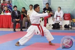 Dua Karateka Kyokushinkai Kalsel Ikut Kejurnas