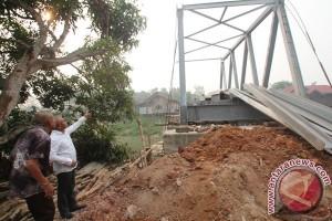 Tujuh Jembatan Rangka Baja Akan Dibangun
