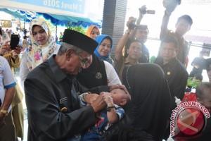 Bupati Canangkan PIN POLIO 2016