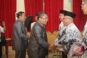 Pelantikan Dewan  Pengurus PGRI Kota Banjarbaru