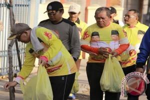 Produksi Sampah Kota Banjarmasin Bertambah 30 Ton