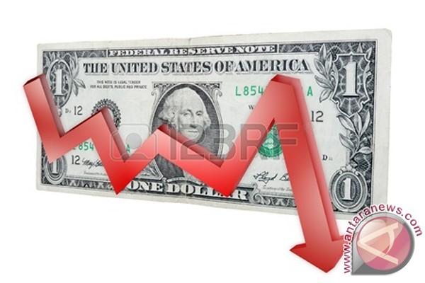 Dolar AS Melemah Setelah Konferensi Pers Pertama Trump