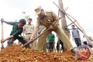 Kalsel Targetkan Tanami 59.000 Hektare Lahan Kritis