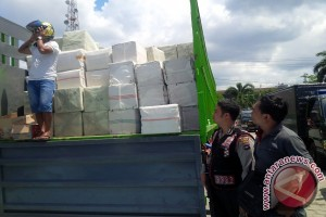 Polresta Musnahkan Sebelas Juta Butir Pil Zenith