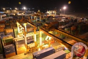 Trisakti Port Lonely till D+3