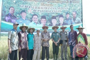 LIPSUS - TNI Bantu Swasembada Pangan Daerah
