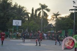 Kodim 1001/Amuntai Gelar Turnamen Futsal