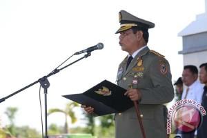 Gubernur Bertekad Kembalikan Kejayaan Rotan Kalsel