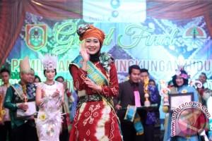 Aulia Sabet Gelar Duta LH 2016