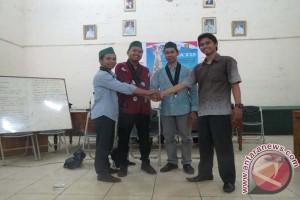 Muhammad Ridha Pimpin Badko HMI Kalselteng