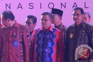 Ansharuddin Jabat Waket Bidang LH dan Kehutanan APKASI