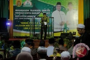 Penutupan MTQ Ke 14 Banjarbaru