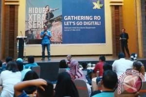 XL Kumpulkan 200 Mitra Outlet Banjarmasin