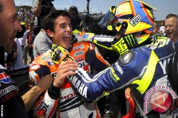 Marquez Catat Kemenangan Beruntun Kedelapan Di Sachsenring