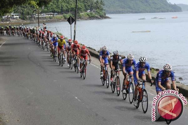 Padang Panjang Lokasi Finish Stage Lima TDS