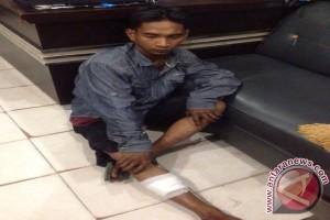 Polisi Tembak Pelaku Jambret Bersaudara