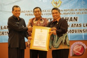 Pemkot Banjarbaru Raih WTP