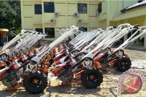 DPRD Sayangkan Belum Didistribusikannya Alat Pertanian