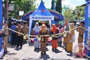 Pasar Ramadan HSS  Buka Lebih Awal