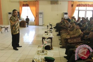 Motivator Beri Pencerahan TNI