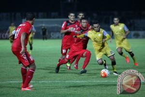 Barito Putera and Semen Padang Draw 1-1