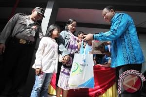 Pelindo Banjarmasin Salurkan 16 Ribu Paket Sembako