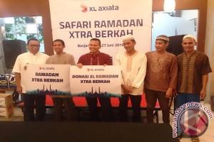 XL Banjarmasin Gelar Safari Ramadan