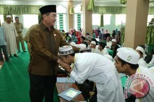 Bupati HSS Buka Pesantren Ramadhan