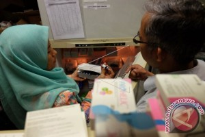 298 Ribu Anak Diimunisasi Campak