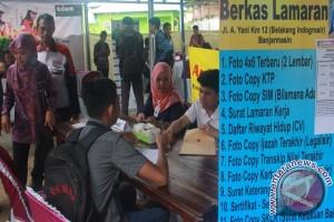 Pencari Kerja Di Tabalong Capai 600 Orang