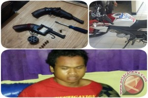 Tim Gabungan Ringkus Pelaku Pencurian Dengan Kekerasan